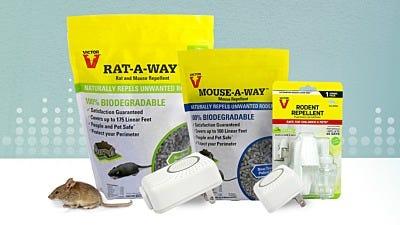 mice and rat repellents