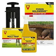 Victor® Mole Defense Kit