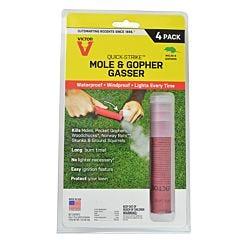 Victor® Quick-Strike Mole & Gopher Gasser