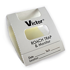 Victor® Roach And Insect Glue Trap Monitor - 300 Traps