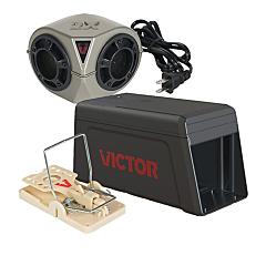 Victor® Rat Defense Kit