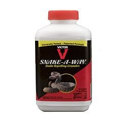 Victor® Snake-A-Way® Snake Repelling Granules - 1.75 LB