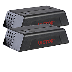 Victor® Electronic Mouse Trap - 2-Traps