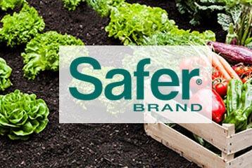 Safer Brand - Organic Lawn Care & Pest Control